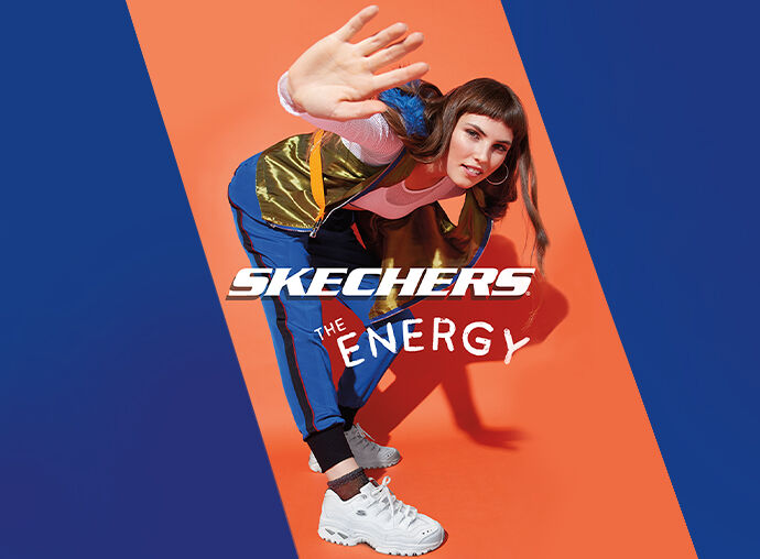Skechers D'lites & Energy