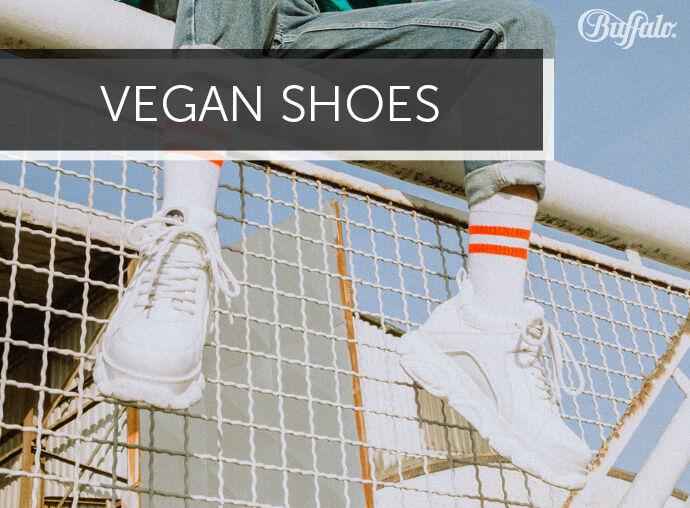 Buffalo goes vegan