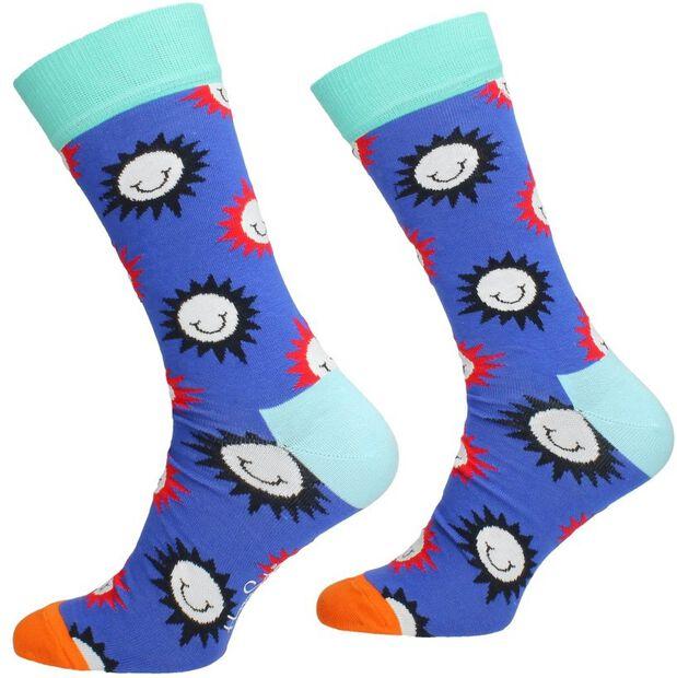 Sunny Smile Sock - large