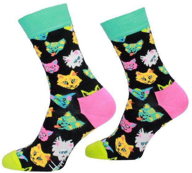 Funny Cat Socks - large