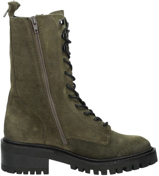 Dames veterboots - large