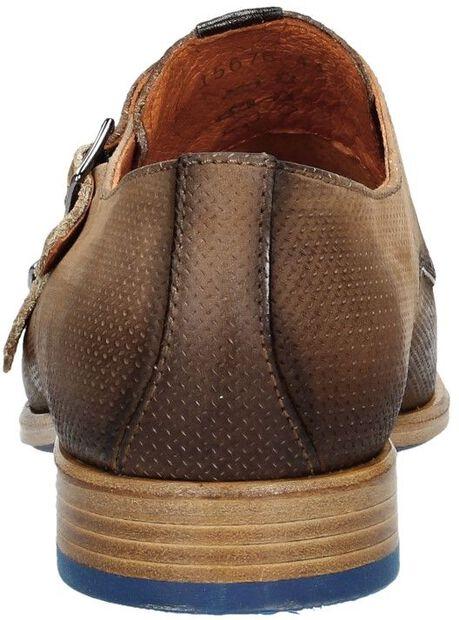 Double monk strap - large