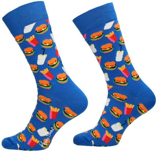 Hamburger Sock - large