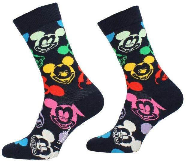 Disney Colorful Character Sock - large