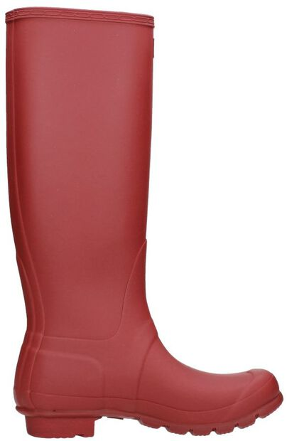 Womens Original Tall Military Red - large