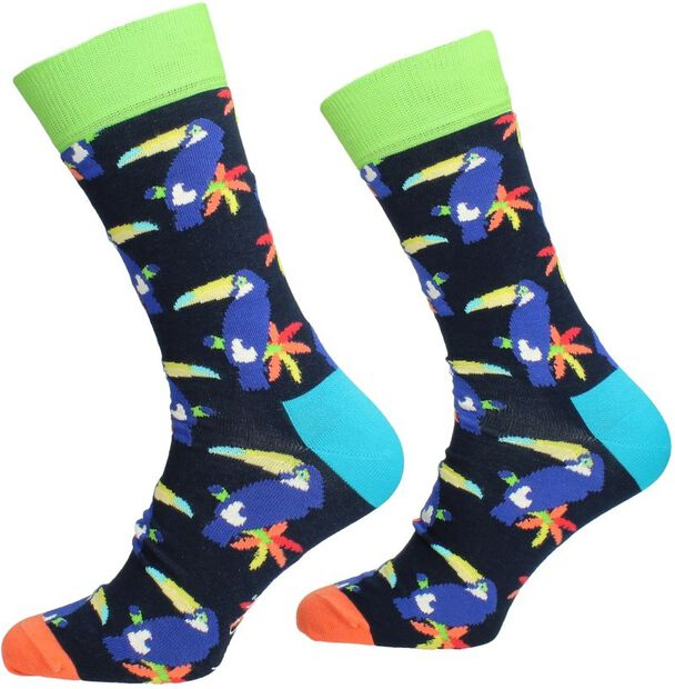 Toucan Sock - large