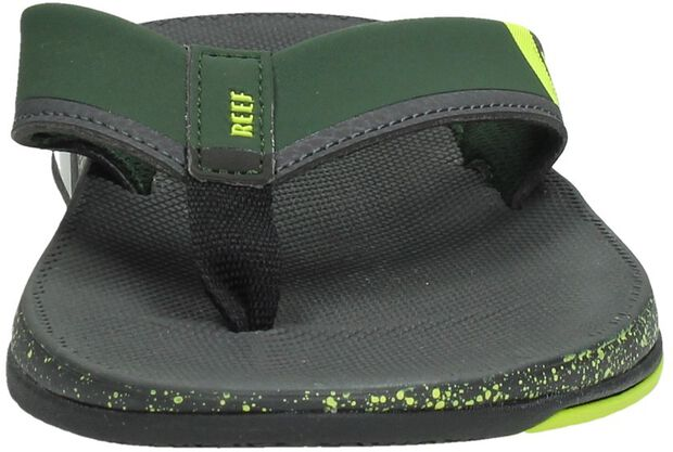 Fanning Low Duffle Lime - large