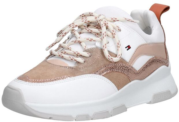 Sporty Chunky Glitter Sneaker - large