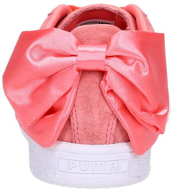 Suede Bow Wn's - large