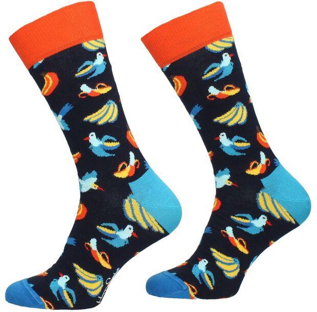 Banana Bird Sock - large