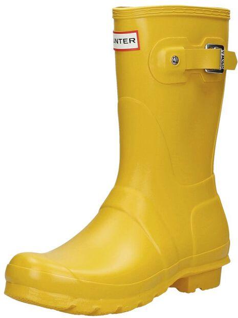 Womens Original Short Yellow - large