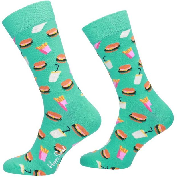 Hamburger Socks - large