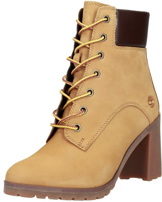 Allington 6 Inch Lace Up Boot geel