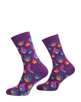 Flames Sock