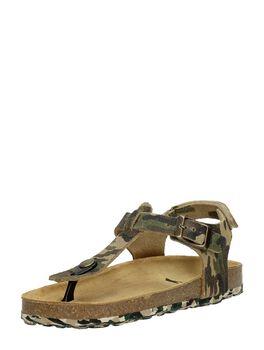 Sandal Camouflage