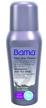 Open Shoe Cleaner