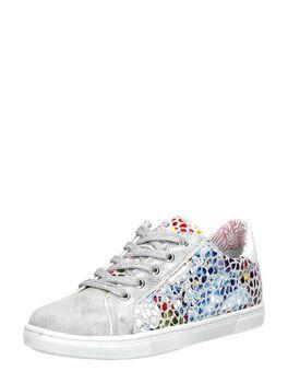 Low Cut Sneaker Flower Print