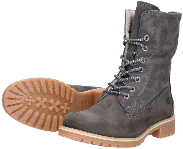 Dames veterschoenen - large