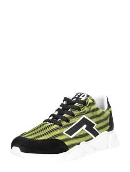 Boys Low Cut Runner Laces