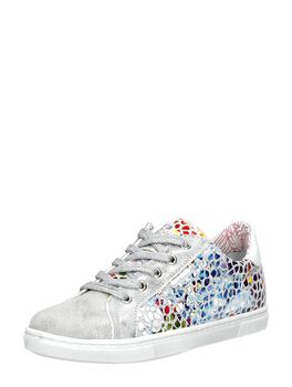 Low Cut Sneaker Flower Print