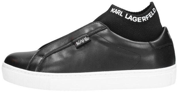 Kupsole Knit Sock Low - large
