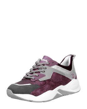 Delphiville Leather Sneaker