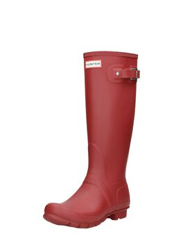 Womens Original Tall Military Red