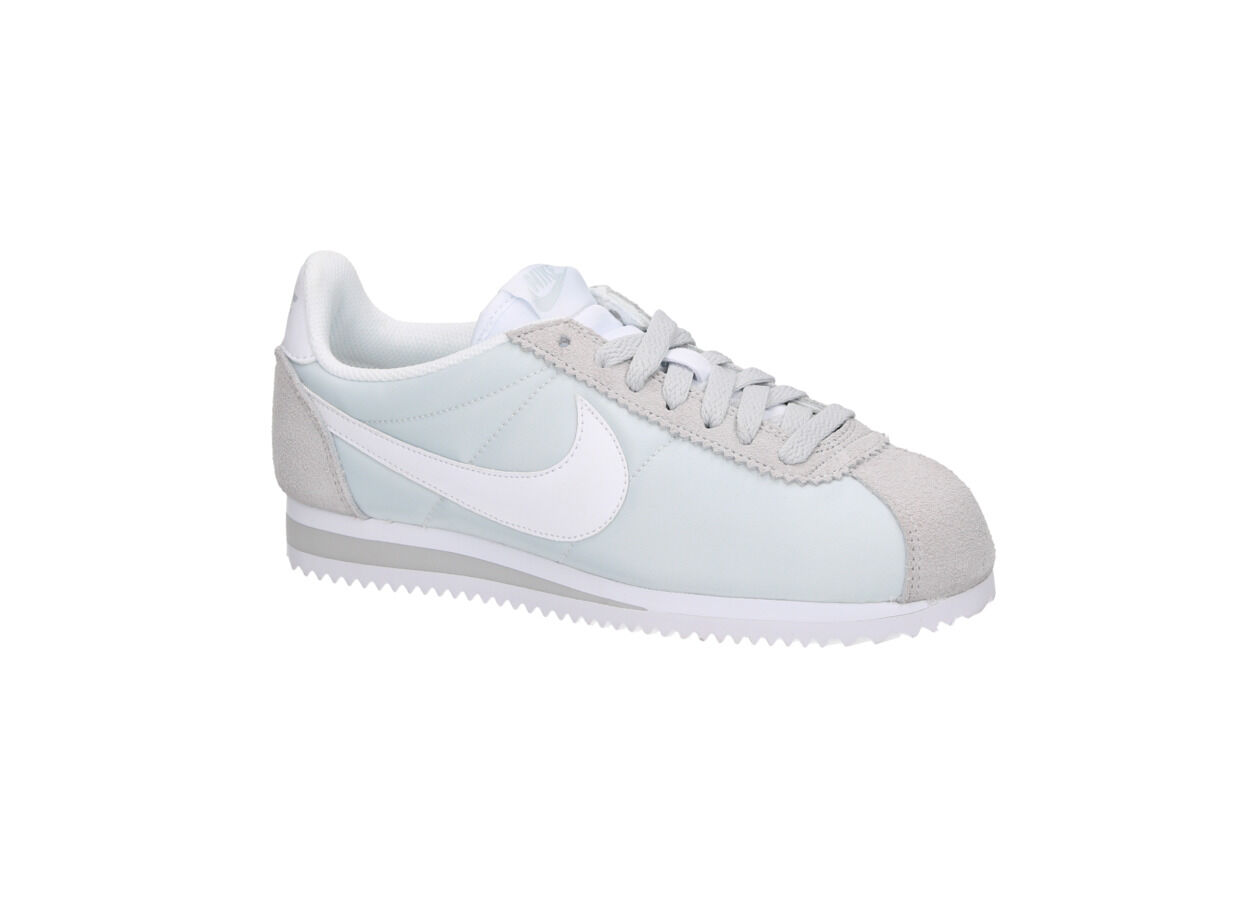 Nike AIR FORCE 1 FLYKNIT LOW WHITE sooco.nl