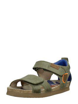 Jognens sandalen