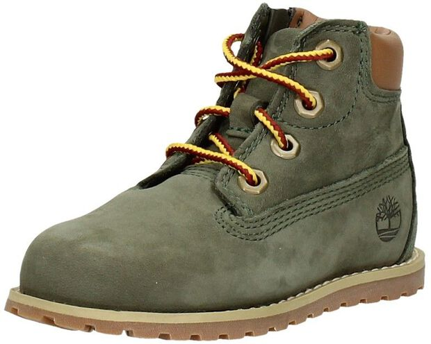 Pokey Pine 6 Inch Boot - large
