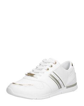 Metallic Lightweight Sneakers