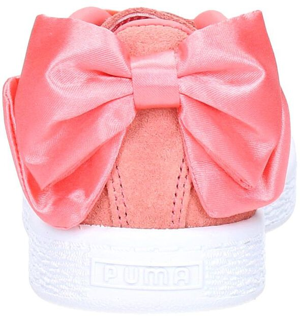 Suede Bow AC PS - large