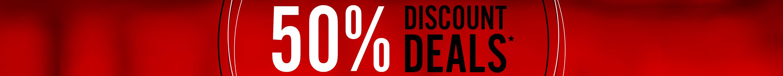 50 procent deals